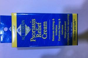 Psoriasis Relief Cream