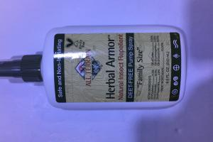 Natural Insect Repellent Deep-free Pump Spray