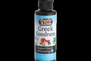 Greek Goodness Superfood Dressing