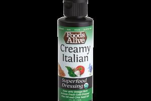Creamy Italian Superfood Dressing