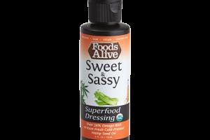 Sweety & Sassy Superfood Dressing