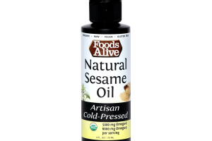 Artisan Cold-pressed Natural Sesame Oil
