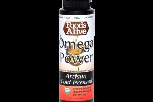 Artisan Cold-pressed Omega Power