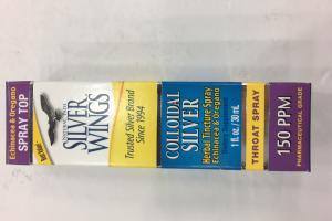 Throat Spray Dietary Supplement
