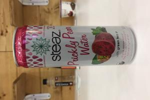 Prickly Pear Water With Green Tea