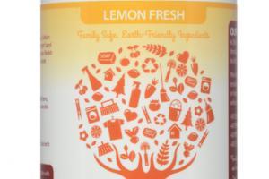 Dish Soap, Lemon Fresh