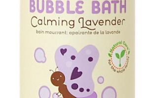 Calming Lavender Moisturizing Bubble Bath