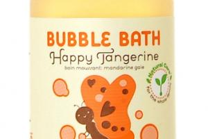 Bubble Bath, Happy Tangerine