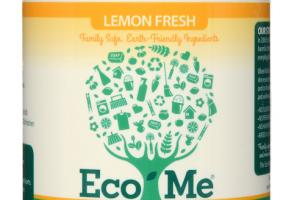 Scrub Cleanser, Lemon Fresh