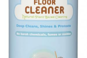 Floor Cleaner, Lemon Fresh