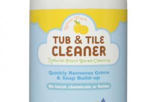 Tub & Tile Cleaner, Lemon Fresh