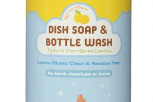 Dish Soap & Bottle Wash, Lemon Fresh