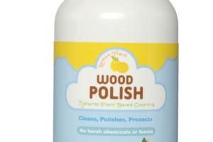 Wood Polish, Lemon Fresh