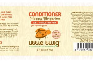 Conditioner, Happy Tangerine