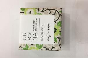 Shea Butter Enriched Soap