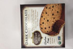 Organic Coconut Bliss Sandwich