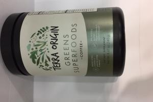 Greens Superfoods Coffee Dietary Supplement