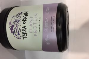 Plant Protein Dietary Supplement