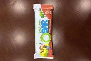 Organic Whole Grain Energy Snack Obar