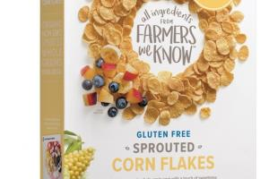 Sprouted Corn Flakes