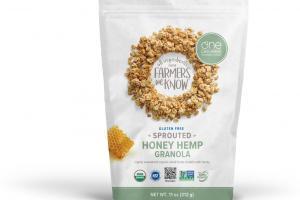 Honey Hemp Granola