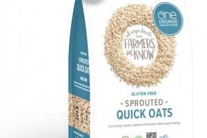 Sprouted Quick Oats