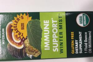 Immune Support Spray Dietary Supplement