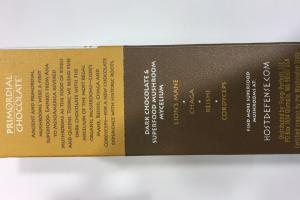 Primordial Premium Dark Chocolate