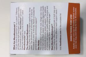 Turmeric Immune Caffeine Free Dietary Supplement