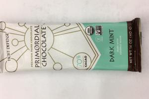 Primordial Chocolate