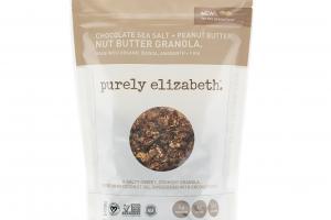 Nut Butter Granola.
