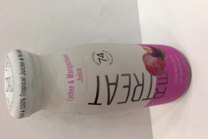 100% Tropical Real Lychee & Mangosteen Juice