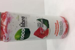 Sparkling Coconut Watermelon