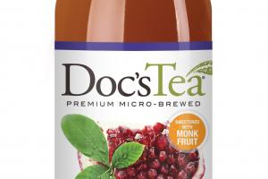 Pomegranate Acai Unfiltered Premium Micro-brewed Organic Rooibos Tea