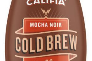 Cold Brew Coffee With Almond Milk