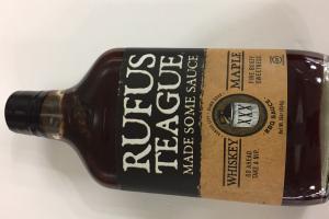 Whisky Maple Bbq Sauce