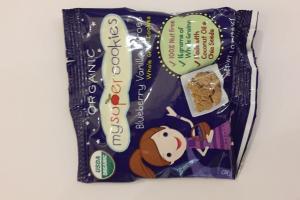 Organic Whole Grain Cookies