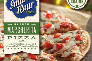 Garden Margherita Pizza