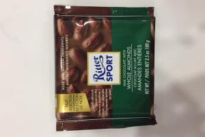 Milk Chocolate With Whole Almonds