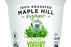 Organic Yogurt Whole Milk