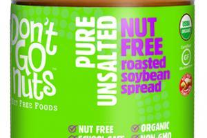 Nut Free Roasted Soybean Spread