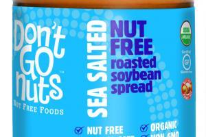 Roasted Soybean Spread