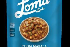 Tikka Masala With Chik'n And Rice