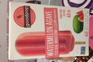 Watermelon Agave Pops