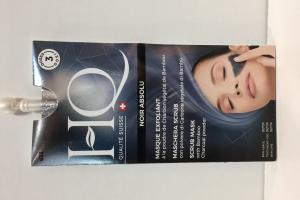 Maschera Scrub Mask With Bamboo Charcoal Powder