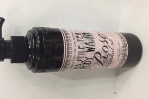 Castle Tea Body Wash, Rose Essential Oil