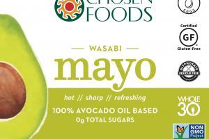 100% Avocado Oil Mayo