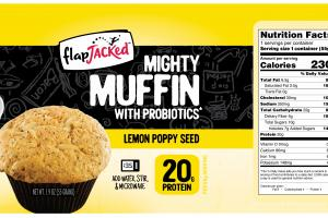 Mighty Muffin With Probiotics