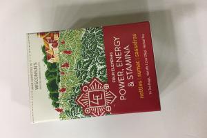 Power, Energy & Stamina Herbal Tea