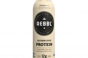Cold Brew Protein Coffee